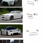 Cars And Their Faces