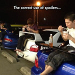 How To Properly Use Spoilers