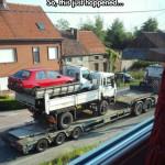 Matryoshka Truck