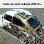 Steampunk Paint Job