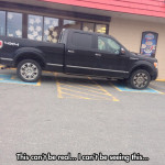The Master Of Scumbag Parking