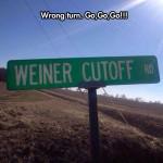 Oh No, Wrong Turn