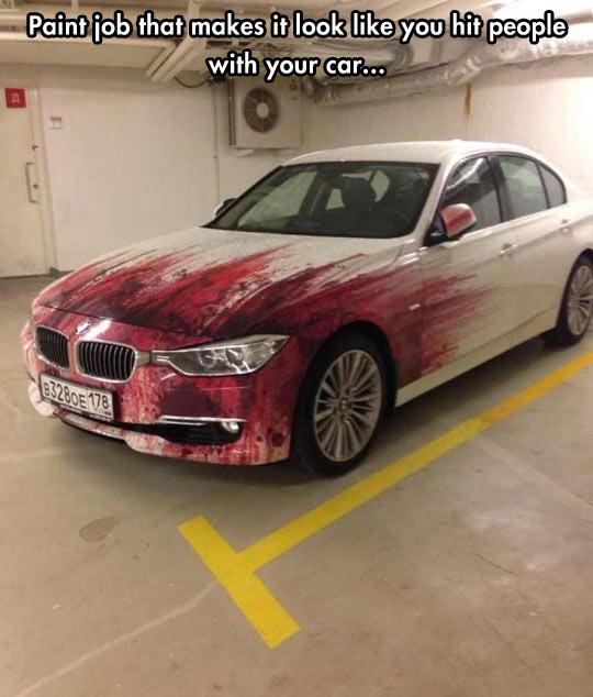Epic Paint Job