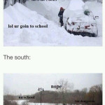 Typical Snow Days