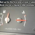 Passive Aggressive Car